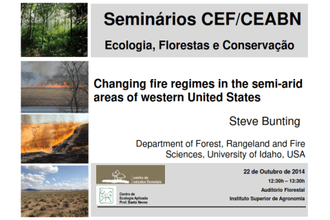 Changing fire regimes in the semi-arid  areas of western United States