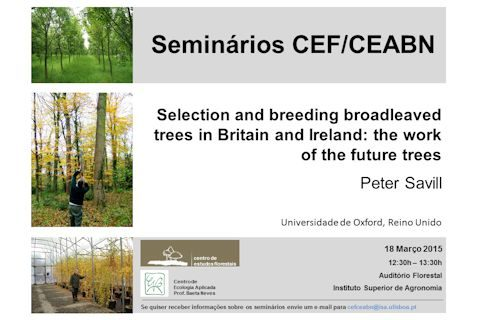 Selection and breeding broadleaved trees in Britain and Ireland